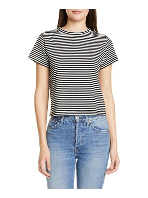 RE/DONE classic stripe cotton tee