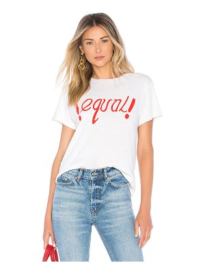RE/DONE Equal Tee
