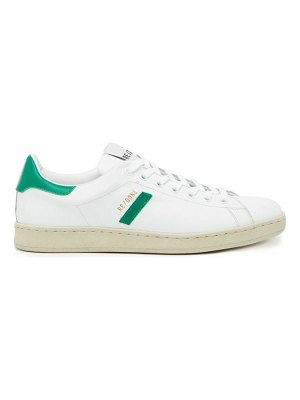RE/DONE ORIGINALS 70s tennis leather trainers