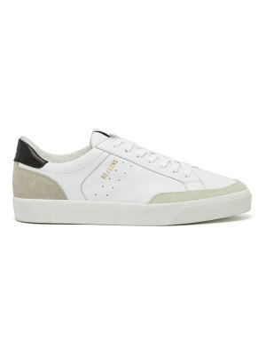 RE/DONE ORIGINALS 90s skate shoe leather and suede trainers