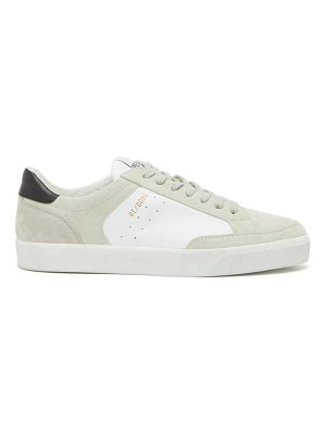RE/DONE ORIGINALS 90s skate shoe suede and leather trainers
