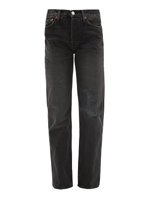 RE/DONE ORIGINALS loose-fit straight jeans