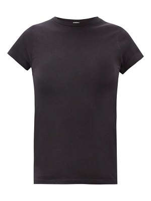 RE/DONE x hanes boxy cotton t-shirt