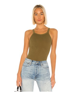 RE/DONE ribbed tank
