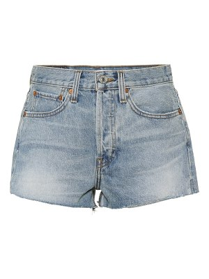RE/DONE the short denim shorts