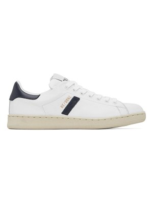 RE/DONE white 70s tennis sneakers