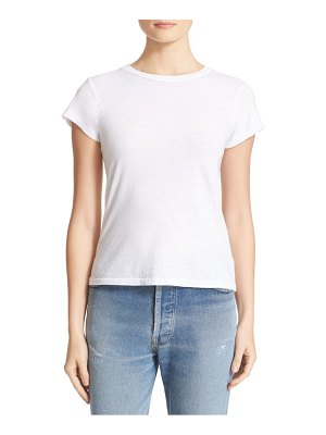 RE/DONE x hanes 1960s slim tee
