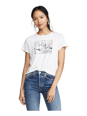 RE/DONE you're cute classic tee