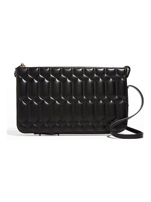 Ree Projects Do Quilted Napa Shoulder Clutch Bag