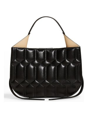 Ree Projects Helene Mini Quilted Hobo Bag