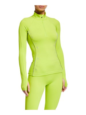 Reebok By Victoria Beckham Half-Zip Running Top