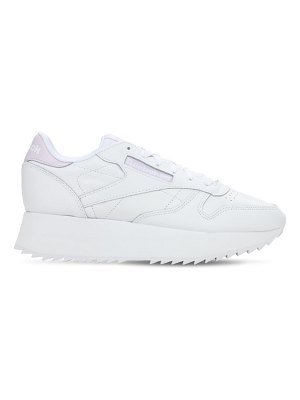 Reebok Classics Classic leather double sneakers