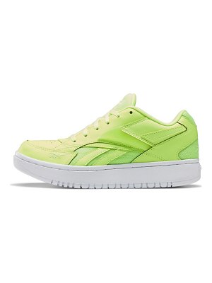 Reebok court double mix sneakers in yellow