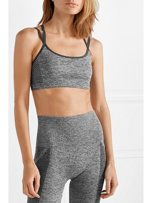 Reebok x Victoria Beckham stretch sports bra