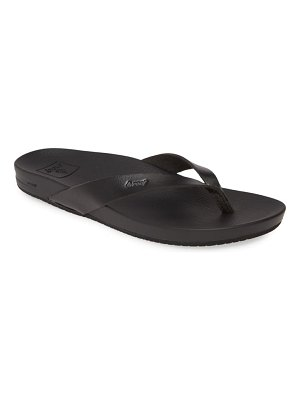 Reef cushion bounce court flip flop