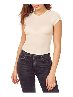 REFORMATION babe tee