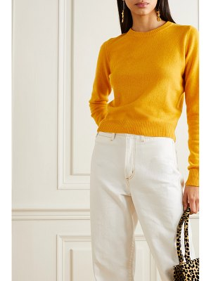 REFORMATION cashmere and wool-blend sweater