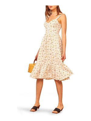 REFORMATION dolci floral sundress