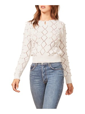 REFORMATION marie sweater