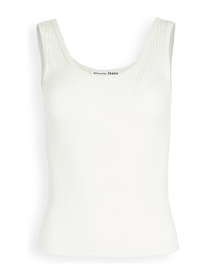 REFORMATION shani tank top