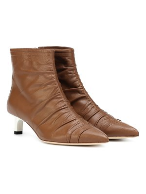 Rejina Pyo Erin leather ankle boot