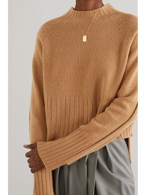 Rejina Pyo net sustain erin cashmere and wool-blend sweater