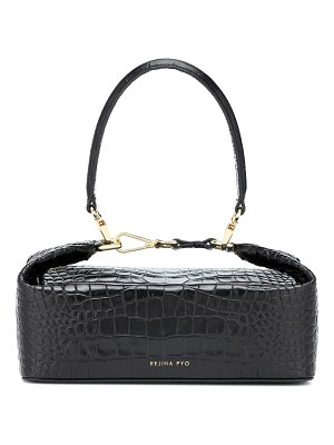 Rejina Pyo olivia embossed leather tote