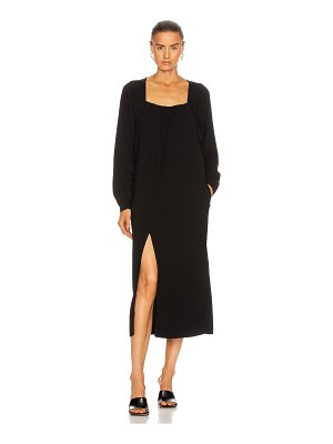 Remain renee long sleeve dress