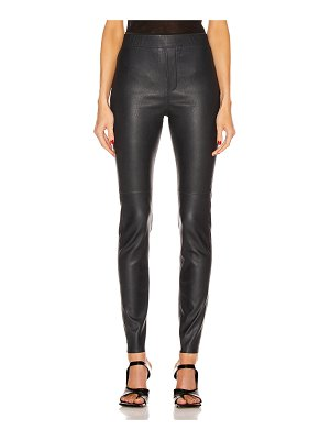 Remain snipe leather legging