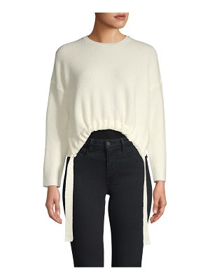 RENVY Classic Long-Sleeve Sweater