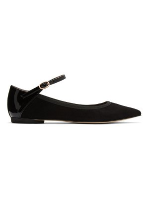 Repetto black clemence ballerina flats
