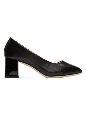 Repetto black marlow pumps