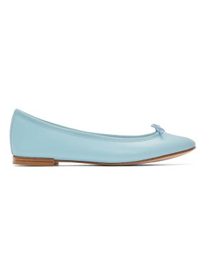 Repetto blue cendrillon ballerina flats