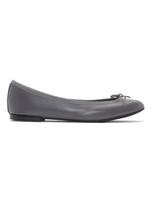 Repetto grey lili ballerina flats