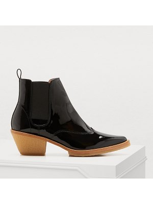 Repetto Western Jacques ankle boots