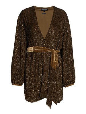 Retrofête gabrielle sequin robe dress