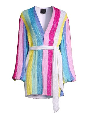 Retrofête gabrielle unicorn robe dress
