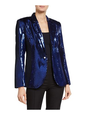 retrofete Myma Sequined Blazer