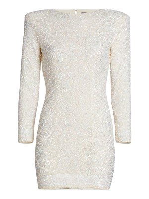 Retrofête nikki sequin mini dress
