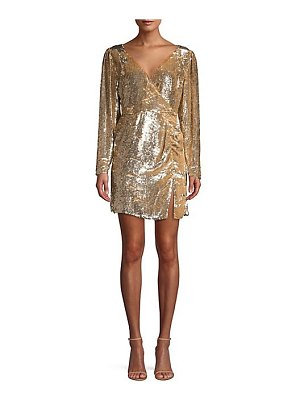 Retrofête roxy sequin mini dress