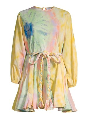 Rhode ella tie-dye dress