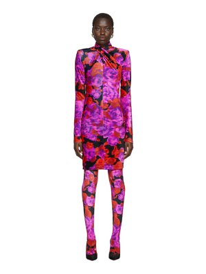 RICHARD QUINN floral dress