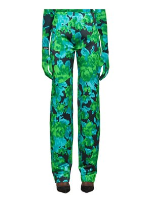 RICHARD QUINN floral trousers