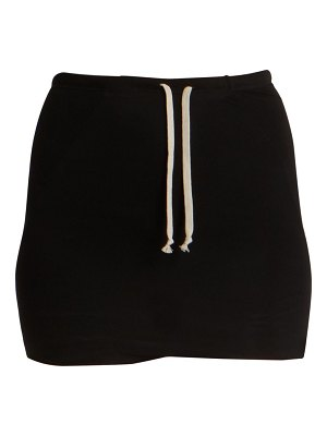 Rick Owens babel buds wrapped shorts