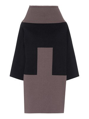 Rick Owens knitted dress