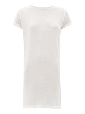 Rick Owens level longline jersey t-shirt