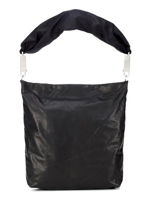 Rick Owens Mail Bag leather shoulder bag