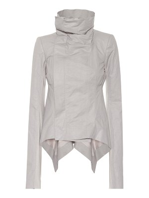 Rick Owens Naska linen and cotton jacket