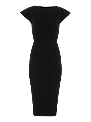 Rick Owens stretch-twill dress