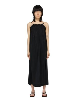 Rika Studios black malibu dress